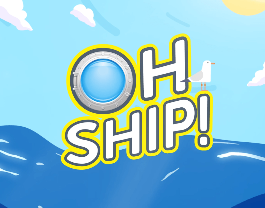 oh Ship! Finding Friends at the Intersection of Reality and Virtual Reality with Leila Amirsadeghi